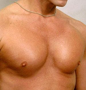 Как убрать волосы с грудной клетки мужчине